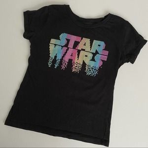 🌈 5 for $25 Star Wars Shirt Sz S